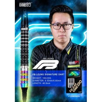 ONE80 FB Leung Signature Darts 18G/20G 2BA