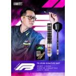 ONE80 FB Leung Signature Darts 21G/23G Steel Darts