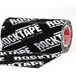 Rocktape Black Logo 10cm x 5m