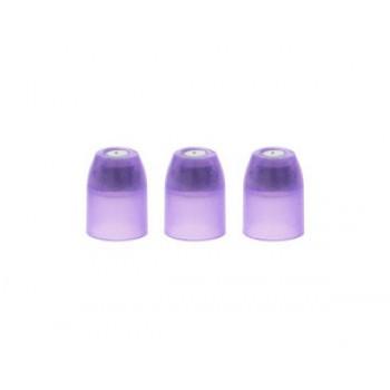 L-Style Champagne Ring Black Balance Purple