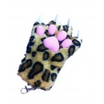 Original Darts Case Cover Leopard Paw
