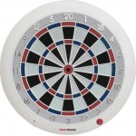 Gran Next-Generation Electronic Dart Board 2 White Edition