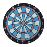 SEGMENTO DART BOARD Black