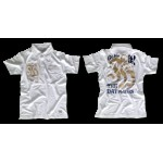 The Day Go For It White x Gold Size M