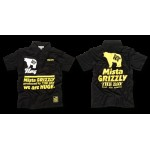 The Day Mista G Black x Yellow Size L