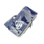 Cameo x The Day Garments2 Darts Case Blue Camouflage